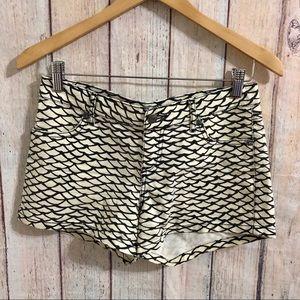 Betsey Johnson mermaid shorts